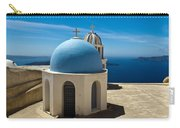 Chapel On Santorini Carry-all Pouch
