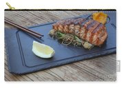 Char Grilled Salmon Carry-all Pouch
