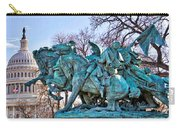 Charge On The Capitol Carry-all Pouch