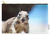 Charging Ground Squirrel Carry-all Pouch