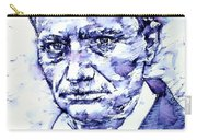 Charles Baudelaire Portrait Carry-all Pouch