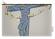 Charles Bridge Crucifix Carry-all Pouch