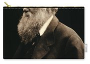 Charles Darwin By Julia Margaret Carry-all Pouch