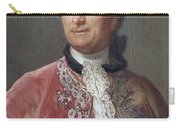 Charles De Vergennes (1717-1787) Carry-all Pouch