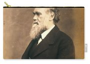 Charles Robert Darwin (1809-1882) Carry-all Pouch