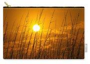 Charleston Beach Sunrise Carry-all Pouch