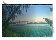 Charleston Bridge View Carry-all Pouch