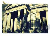 Charleston Church In Black And White Carry-all Pouch