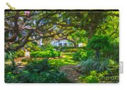 Charleston Sc Gardens Carry-all Pouch