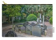 Charleston Graveyard Carry-all Pouch