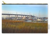 Charleston Harbor And Marsh Carry-all Pouch