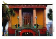 Charleston Carry-all Pouch by Karen Wiles