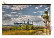Charleston Marsh View Carry-all Pouch
