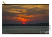 Charleston Sc Sunset Carry-all Pouch