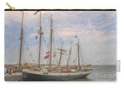 Charleston Ships Carry-all Pouch