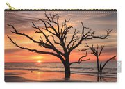 Charleston South Carolina Edisto Island Beach Sunrise Carry-all Pouch