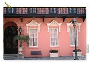 Charleston South Carolina - The Mills House - Art Deco Architecture Carry-all Pouch