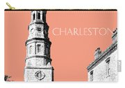 Charleston St. Phillips Church - Salmon        Carry-all Pouch