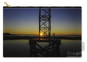 Charleston Water Sunset Carry-all Pouch