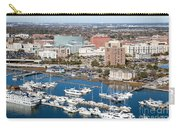 Charleston Waterfront And Marina South Carolina Carry-all Pouch