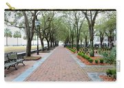 Charleston Waterfront Park Walkway Carry-all Pouch