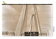 Charleston's Arthur Ravenel Jr. Bridge Carry-all Pouch