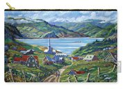 Charlevoix Scene Carry-all Pouch
