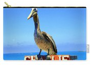 Charlie The Pelican Carry-all Pouch