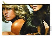 Charlies Angels Painting Carry-all Pouch