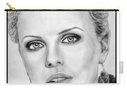 Charlize Theron In 2008 Carry-all Pouch