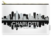 Charlotte Nc 4 Carry-all Pouch