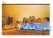 Charlotte Nc Usa - Charlotte Skyline Near R Carry-all Pouch