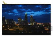 Charlotte North Carolina Panoramic Image Carry-all Pouch by Chris Flees