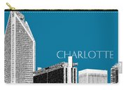 Charlotte Skyline 1 - Steel Carry-all Pouch