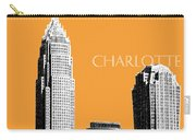 Charlotte Skyline 2 - Orange Carry-all Pouch