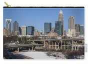 Charlotte Snow Carry-all Pouch