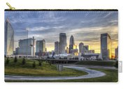 Charlotte Sunrise Carry-all Pouch