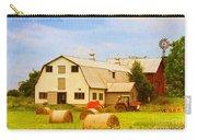 Charlotte Vermont Gem Carry-all Pouch by Deborah Benoit