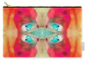 Charmed - Abstract Art By Sharon Cummings Carry-all Pouch