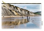 Charmouth Beach Carry-all Pouch