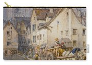 Charters Carry-all Pouch by Myles Birket Foster