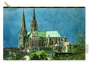 Chartres Cathedral Carry-all Pouch