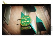 Chase M Downe Esq. Carry-all Pouch