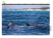 Chasing Dolphins  Carry-all Pouch