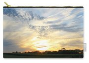 Chasing Sunsets Carry-all Pouch