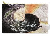 Chasing The Dragon's Tail Carry-all Pouch