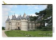Chateau Chaumont From The Garden  Carry-all Pouch