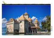Chateau Chillon Carry-all Pouch