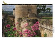 Chateau Chinon In The Loire Valley Carry-all Pouch