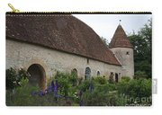 Chateau De Cormatin Kitchen Garden - Burgundy Carry-all Pouch